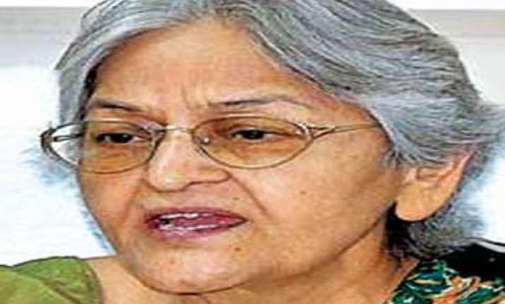 usha mehra panel suggests single centre for rape victims