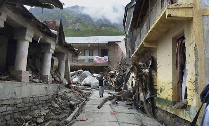 uttarakhand army opens new route to kedarnath shrine