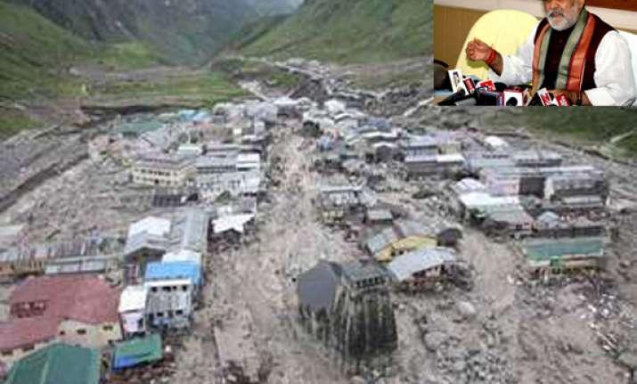 uttarakhand bjp leader returning from kedarnath says toll