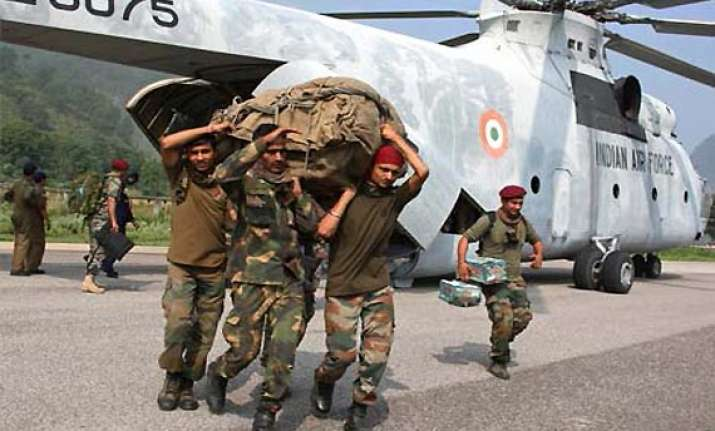 uttarakhand biggest ever operation launched by iaf