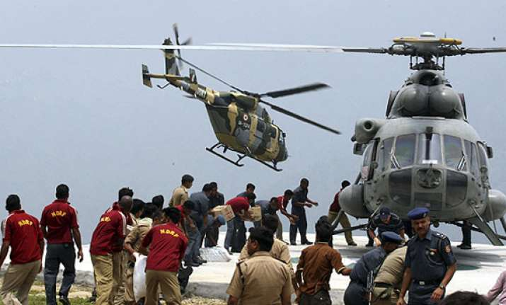 uttarakhand  official toll climbs to 822  rescue