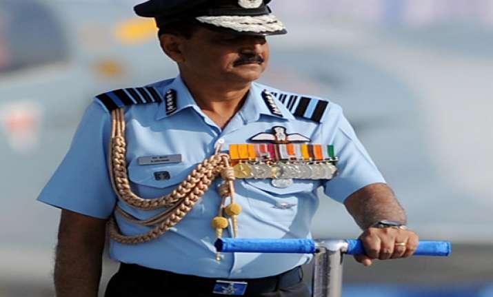 uttarakhand iaf chief honours chopper crash victims