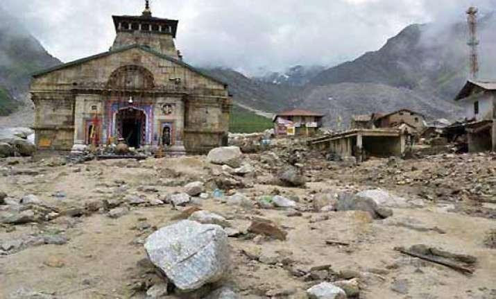 uttarakhand kedarnath shrine may get ropeway