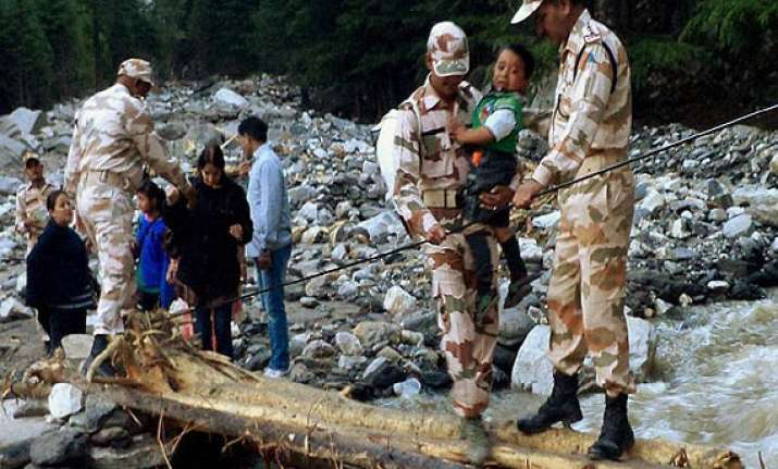 uttarakhand marcos commandos fail to find any human being