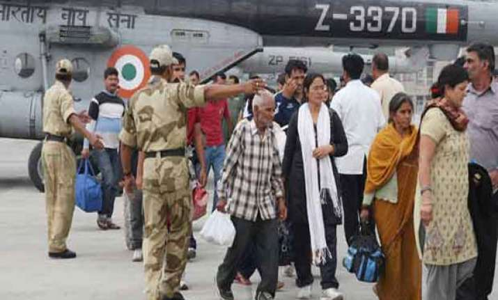 uttarakhand massive operation on to conduct last rites of