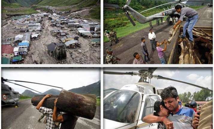 uttarakhand mass cremation in kedarnath continues rescue