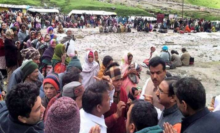 uttarakhand search and rescue operation in kedarnath over
