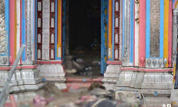 uttarakhand survivor stood hanging from kedarnath temple