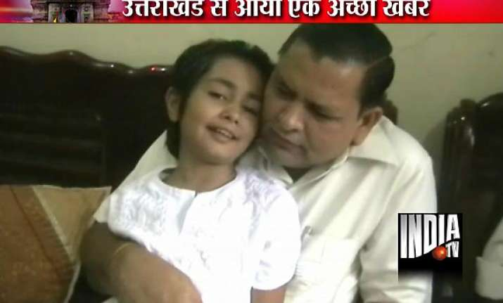 uttarakhand washed away in kedarnath flood kanpur girl