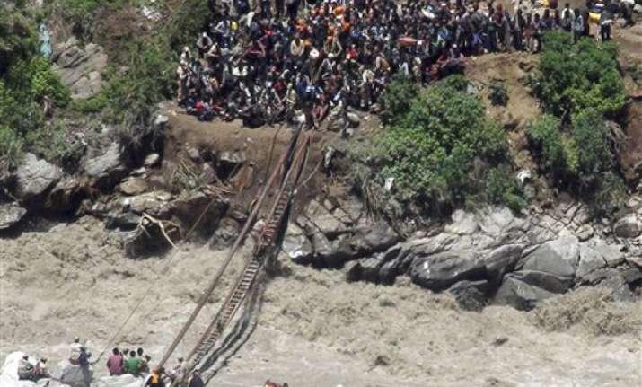 uttarakhand death toll crosses 550 50 000 still stranded