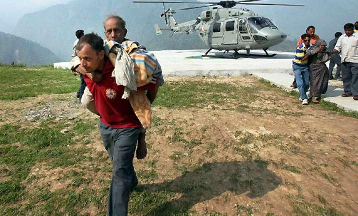 uttarakhand flood volunteers reach out to survivors
