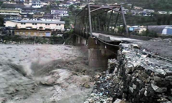 uttarakhand floods a view from kumaon