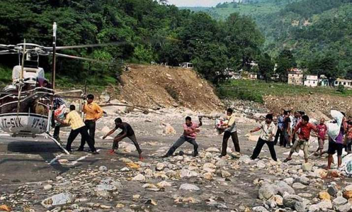 uttarakhand 3 killed as rains stall relief efforts 4700