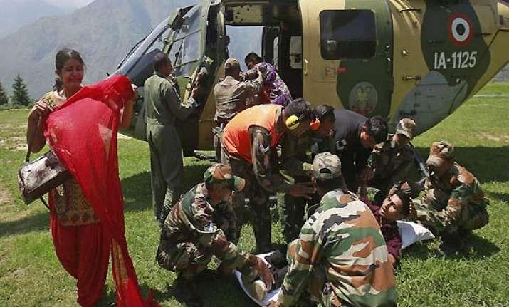 uttarakhand nearly 10 000 evacuated today 22 000 people