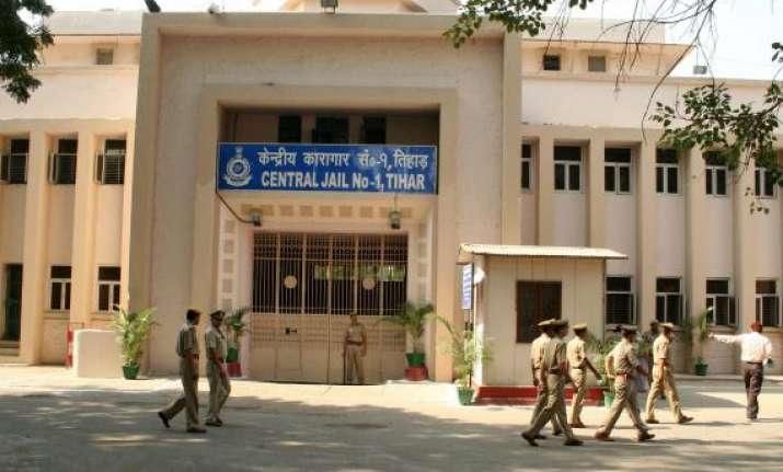uttarakhand relief tihar jail inmates donate rs 10 lakh