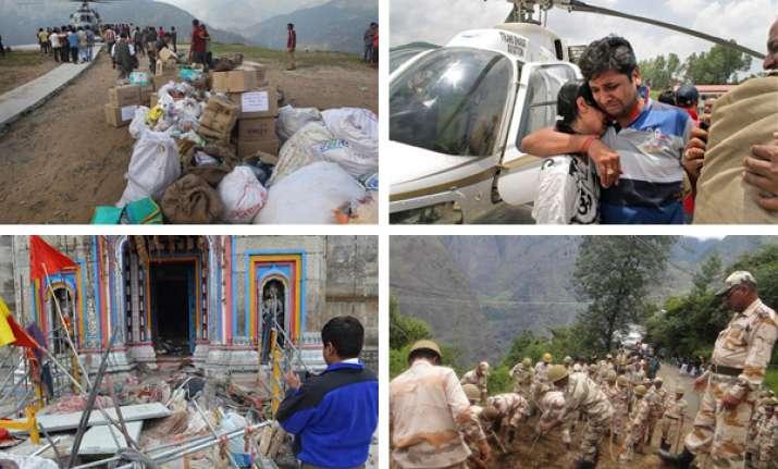 uttarakhand 50 000 still stranded 34 000 rescued 43