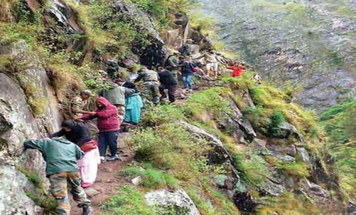 uttarakhand tragedy over two dozen people from kanpur