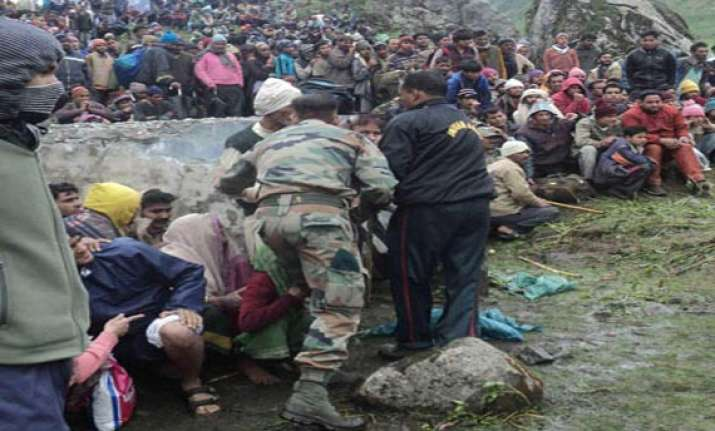 uttarakhand tragedy 17 foreigners rescued 1000 stranded