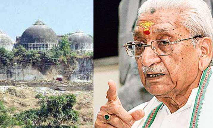 vhp s wishlist for modi ranges from ram mandir to law on