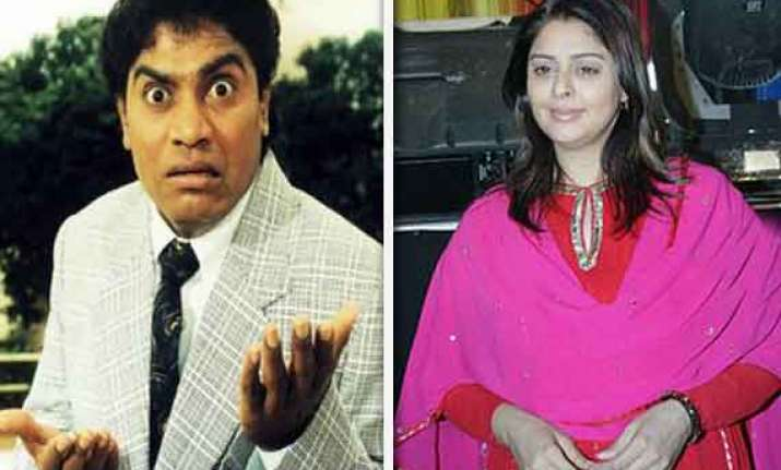 vhp threatens agitation against actors nagma johnny lever