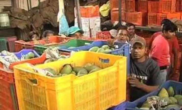 vmc seizes destroys 2000 kg mangoes
