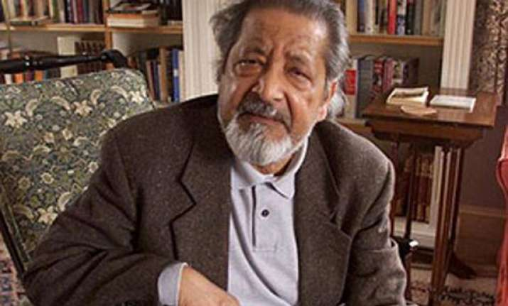 vs naipaul says he won t write about india any more