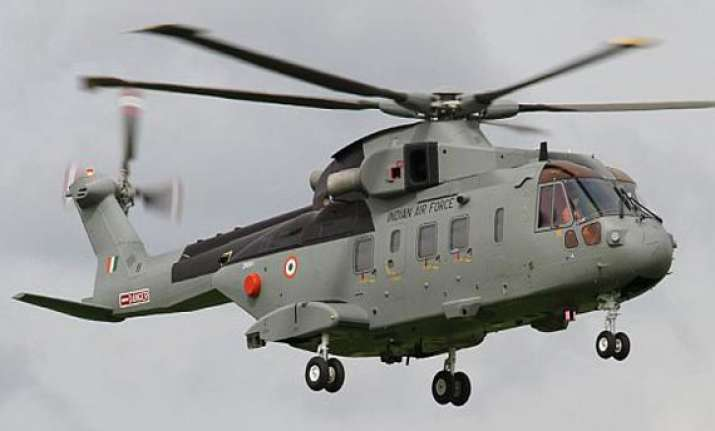 vvip chopper deal cbi seeks details from italy about