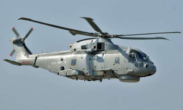 vvip chopper scam india allowed to partially encash agusta