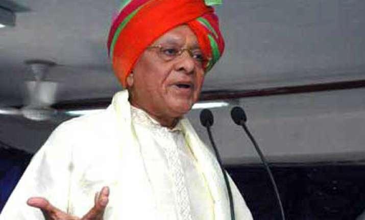 vaghela declares assets worth rs 41 crore
