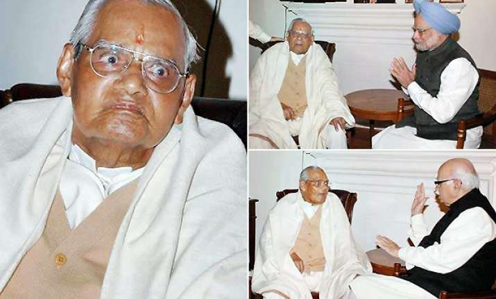 vajpayee turns 88 pm senior leaders greet him