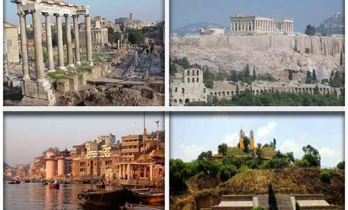 varanasi among world s 10 oldest cities