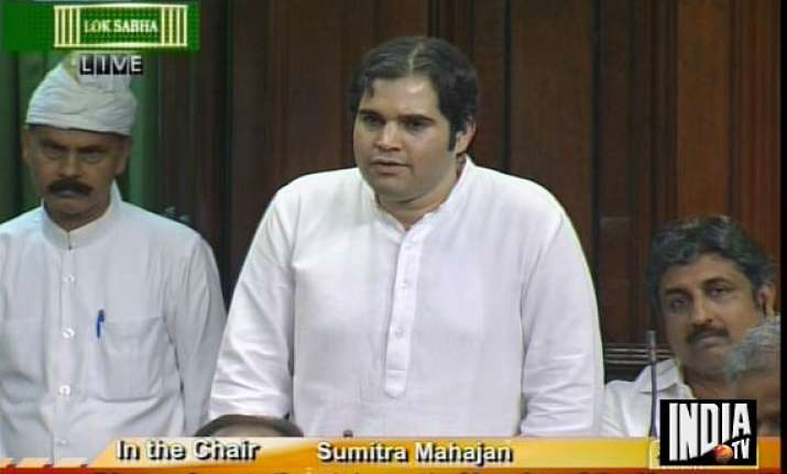 varun gandhi says anna s movement has changed all of us for