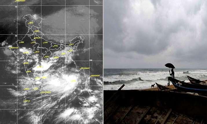 very severe cyclonic storm approaching odisha coast