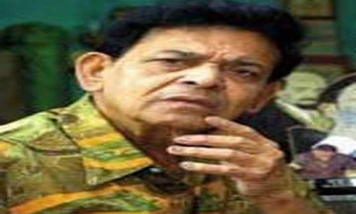 veteran folk theatre jatra actor shantigopal pal dead
