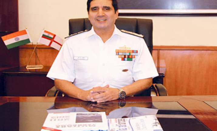 vice admiral dhowan likely to be next navy chief