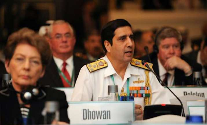 dhowan takes over as navy chief to focus on stopping mishaps