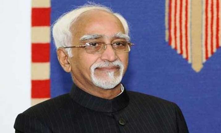 vice president hamid ansari to visit china this month