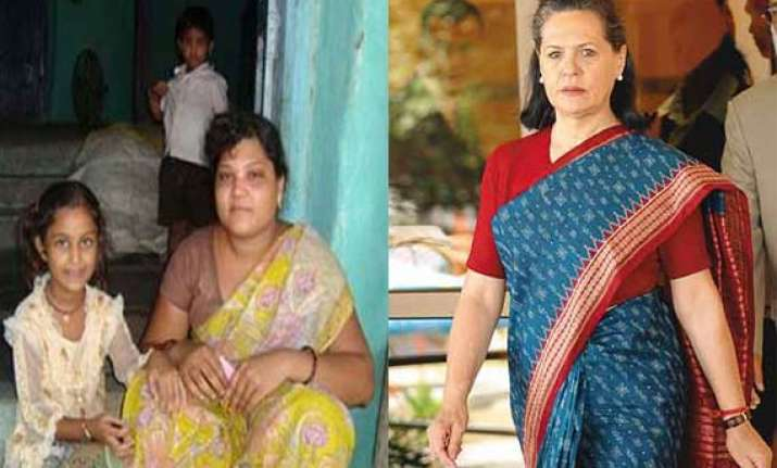 vidarbha farmer widow writes to sonia threatens to commit
