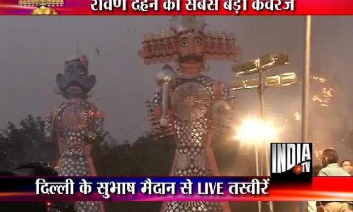 vijayadashami celebrated across india
