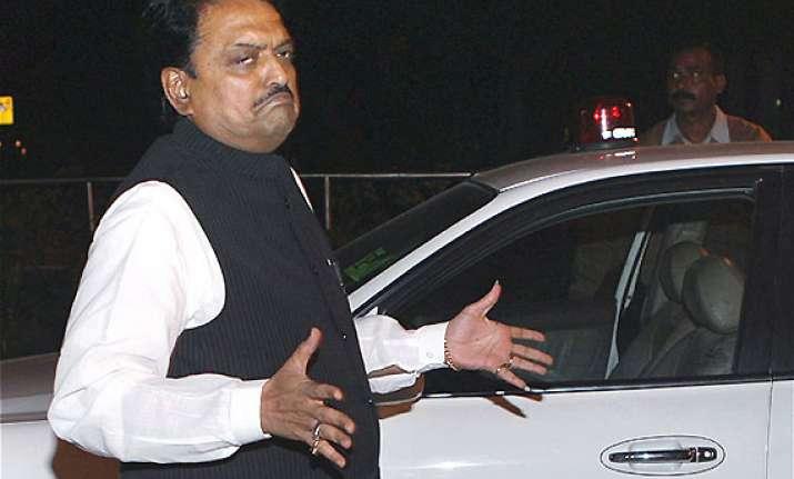 deshmukh lays adarsh blame at ashok chavan s door