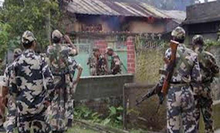 curfew in kokrajhar pm talks to assam cm gogoi