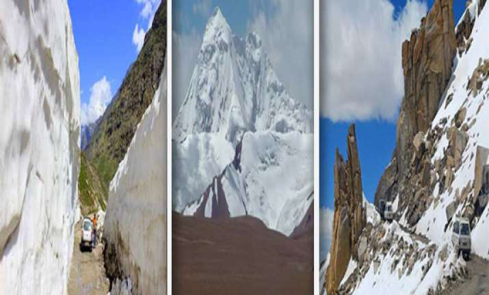 visit india s top 10 high mountain passes for thrilling