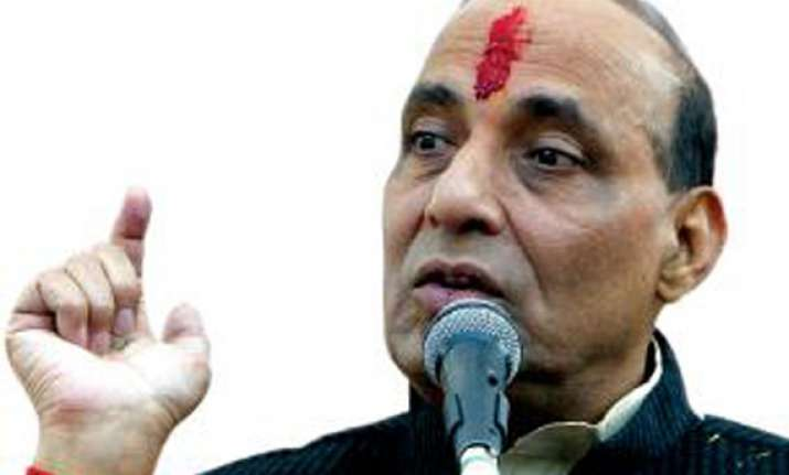 visiting villages is not picnic for us says rajnath