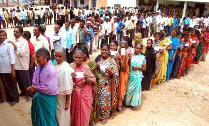 voting begins in andhra pradesh