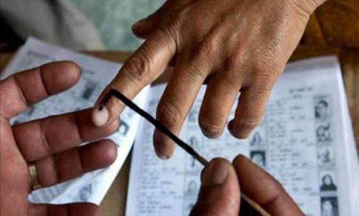 voting in 117 seats in sixth phase of lok sabha polls today
