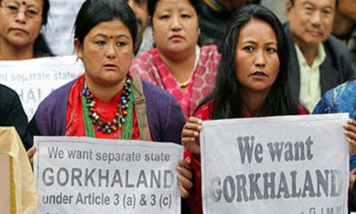 wb governor disapproves of demand for gorkhaland
