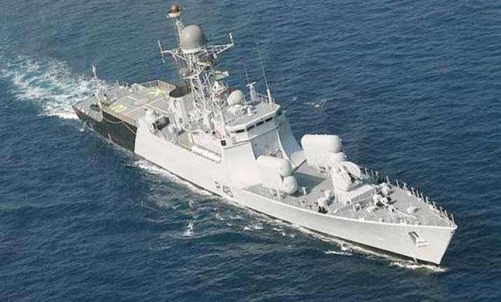 warship damaged in mishap navy orders probe
