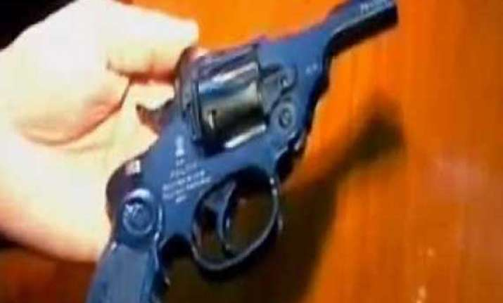 watch in pics india s first handgun for women