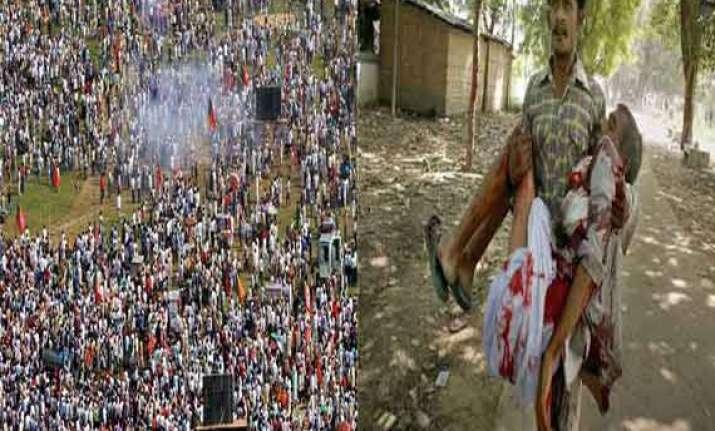 watch disturbing pics of patna serial blasts