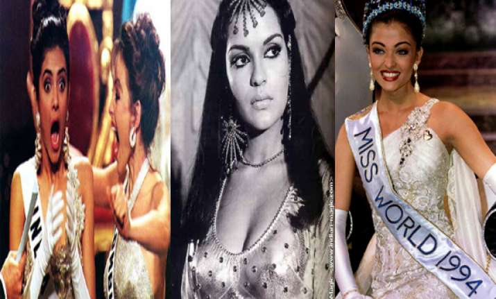 watch in pics top 10 hearthrob beauty queens of india